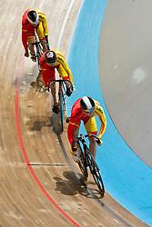, ESP, Sprint FInals, 2015 UCI Para-Cycling Track World Championships, Apeldoorn, Netherlands