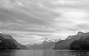 Lucerne, SWITZERLAND<br /> <br /> A general view, off the mountains surrounding Lake Lucerne, . Day trip on Lake Lucerne.<br /> <br /> Wednesday  <br />  <br />   25.05.2017<br /> <br /> <br /> © Peter SPURRIER<br /> <br /> Panasonic  DMC-LX100  f11  1/800sec  24mm  4.7MB
