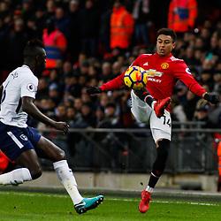 31,01,2018 Premier League Tottenham Hotspur and Manchester United