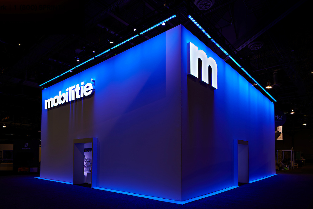Mobilitie, CTIA, Marguerite Schumm; Sands Expo Center, Las Vegas, NV, Sept 8th, 2016. Marguerite Schumm