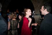 ANNABEL TOPHAM; JEREMY HERRIN, Almeida Theatre Gala, One Mayfair, 13a North Audley Street London 23 February 2012.