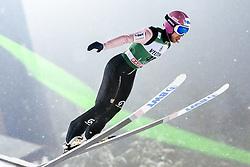 February 8, 2019 - Lahti, Finland - Roman Koudelka participates in FIS Ski Jumping World Cup Large Hill Individual training at Lahti Ski Games in Lahti, Finland on 8 February 2019. (Credit Image: © Antti Yrjonen/NurPhoto via ZUMA Press)