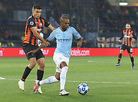 KHARKOV, UKRAINE - OCTOBER 23: <br />
