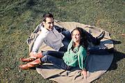 Miami portrait photographer, Maria Rock, enjoys capturing couples' engagement photos on location.