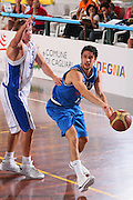 DESCRIZIONE : Cagliari Torneo Internazionale Sardegna a canestro Italia Estonia <br /> GIOCATORE : Luca Vitali <br /> SQUADRA : Nazionale Italia Uomini Italy <br /> EVENTO : Raduno Collegiale Nazionale Maschile <br /> GARA : Italia Estonia Italy Estonia <br /> DATA : 13/08/2008 <br /> CATEGORIA : Passaggio <br /> SPORT : Pallacanestro <br /> AUTORE : Agenzia Ciamillo-Castoria/S.Silvestri <br /> Galleria : Fip Nazionali 2008 <br /> Fotonotizia : Cagliari Torneo Internazionale Sardegna a canestro Italia Estonia <br /> Predefinita :