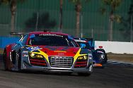 #45 Flying Lizard Motorsports Audi R8 LMS: TBA