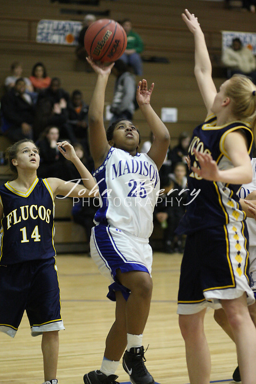 MCHS JV Girls Basketball .vs Fluvanna  .1/26/2009