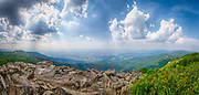 USA, Virginia, Shenandoah National Part. Stony Man Summit.