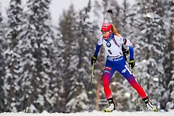 March 8, 2019 - –Stersund, Sweden - 190308 Terezia Poliakova of Slovakia competes in the Women's 7.5 KM sprint during the IBU World Championships Biathlon on March 8, 2019 in Östersund..Photo: Petter Arvidson / BILDBYRÃ…N / kod PA / 92247 (Credit Image: © Petter Arvidson/Bildbyran via ZUMA Press)