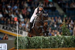 English Isabel, AUS, Nikko Brown<br /> Mercedes German Masters - Stuttgart 2016<br /> © Hippo Foto - Stefan Lafrentz<br /> 16/11/16