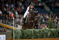 English Isabel, AUS, Nikko Brown<br /> Mercedes German Masters - Stuttgart 2016<br /> © Hippo Foto - Stefan Lafrentz<br /> 16/11/16