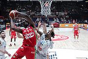 Rakim Sanders, EA7 Olimpia Milano vs Pasta Reggio Caserta - Lega Basket Serie A 2016/2017 - Mediolanum Forum Milano 30 ottobre 2016 - foto Ciamillo-Castoria