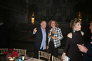 Rolf Sachs and  Violetta Caprotti, SIMON de PURY AND THE PARTNERS OF PHILLIPS de PURY & COMPANY Host a dinner in honour of <br />