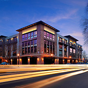 1600 H Street Lofts and Retail Space in Midtown Sacramento Residential architectural photography example of Chip Allen's work.