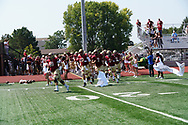 Sept 9th, 2017 In the 127th meeting of the longest running football rivalry west of the Mississippi, Coe defeated Cornell 59-21 at Clark Field in Cedar Rapids