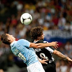 20120823: SLO, Football - UEFA Europa League, ND Mura 05 vs S.S. Lazio