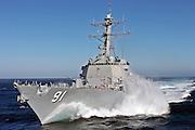 USS Pinckney, DDG 91, Aegis destroyer, Burke class
