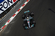 Lewis Hamilton of Mercedes AMG Petronas during the practice session for the 2017 Monaco Formula One Grand Prix at the Circuit de Monaco, Monte Carlo<br /> Picture by EXPA Pictures/Focus Images Ltd 07814482222<br /> 25/05/2017<br /> *** UK & IRELAND ONLY ***<br /> <br /> EXPA-EIB-170525-0209.jpg