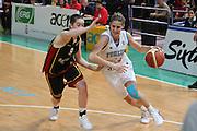DESCRIZIONE : Priolo Additional Qualification Round Eurobasket Women 2009 Italia Belgio<br /> GIOCATORE : Raffaella Masciadri<br /> SQUADRA : Nazionale Italia Donne<br /> EVENTO : Qualificazioni Eurobasket Donne 2009<br /> GARA :  Italia Belgio<br /> DATA : 16/01/2009<br /> CATEGORIA : Palleggio<br /> SPORT : Pallacanestro<br /> AUTORE : Agenzia Ciamillo-Castoria/G.Ciamillo
