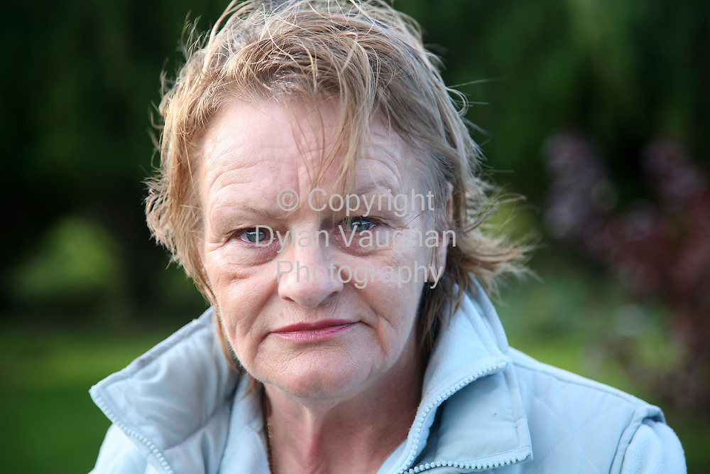 25/11/2006.Monica Crosbie pictured at her home near Freshford County Kilkenny..Picture Dylan Vaughan.
