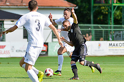 Nino Kouter of NS Mura during football match between NS Mura and NK Krsko in 5th Round of Prva liga Telekom Slovenije 2018/19, on August 19, 2018 in Mestni stadion Fazanerija, Murska Sobota, Slovenia. Photo by Mario Horvat / Sportida