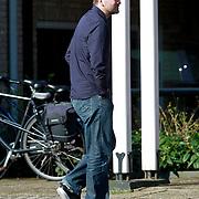 NLD/Huizen/20110402 - Uitvaart Floor van der Wal, Theo Maasen
