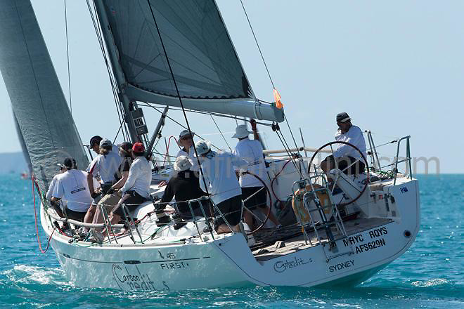 CARBON CREDIT during 2015 Airlie Beach Race week.<br />