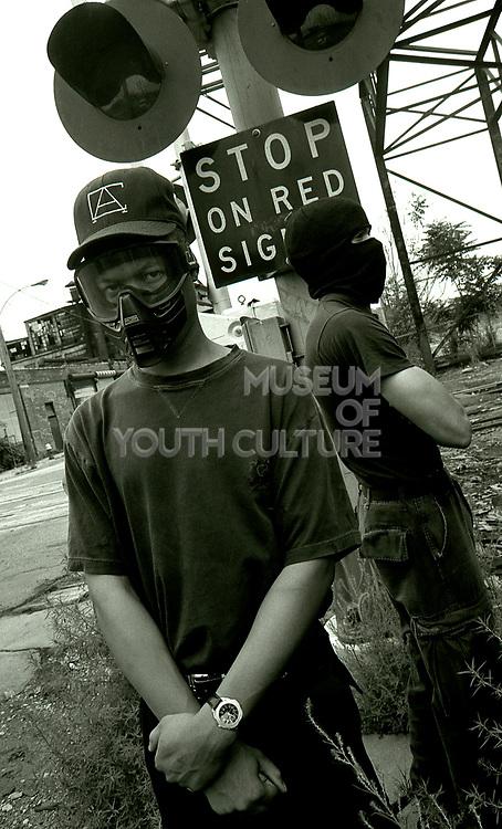 Underground Resistance, Detroit, 1990s
