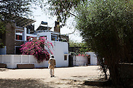 Views of the Barefoot College in Tilonia village, Ajmer, Rajasthan, India. Photo by Suzanne Lee for Panos London