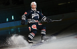 10.08.2015, Red Bull Akademie Liefering, Salzburg, AUT, EBEL, Medien Tag, im Bild Gerhard Unterluggauer (EC VSV) // during the Erste Bank Icehockey League Media Day at the Red Bull Football and Icehockey Academy Liefering in Salzburg, Austria on 2015/08/10. EXPA Pictures © 2015, PhotoCredit: EXPA/ JFK