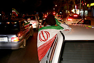 Tehran: Iran celebrates in the streets as soccer team qualifies for 2018 World Cup - 13 June 2017
