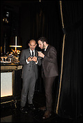 jason basmajian, JAMIE WOLPERT, Party to celebrate Vanity Fair's very British Hollywood issue. Hosted by Vanity Fair and Working Title. Beaufort Bar, Savoy Hotel. London. 6 Feb 2015