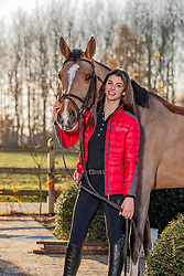 De Gendt Axelle, De Plecker Stef<br /> Kledij BWP - Malderen 2019<br /> © Hippo Foto - Dirk Caremans<br /> 30/11/2019