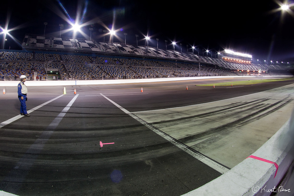 during the Rolex 24 Hour Race at Daytona International Speedway on January 28, 2012 (Kurt Rivers)