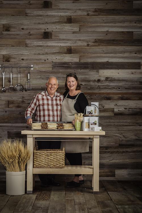 Josh and Carol Harris, Rustic Bakery | Whole Foods Market