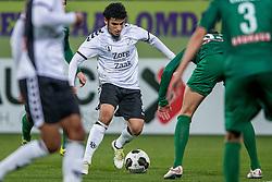 26-10-2016 NED: KNVB beker FC Utrecht, - Fc Groningen, Utrecht<br /> FC Utrecht heeft zich geplaatst voor de achtste finales van de KNVB-beker. De verliezend finalist van vorig seizoen rekende in stadion Galgenwaard af met FC Groningen, bekerwinnaar in 2015 / Yassin Ayoub #6