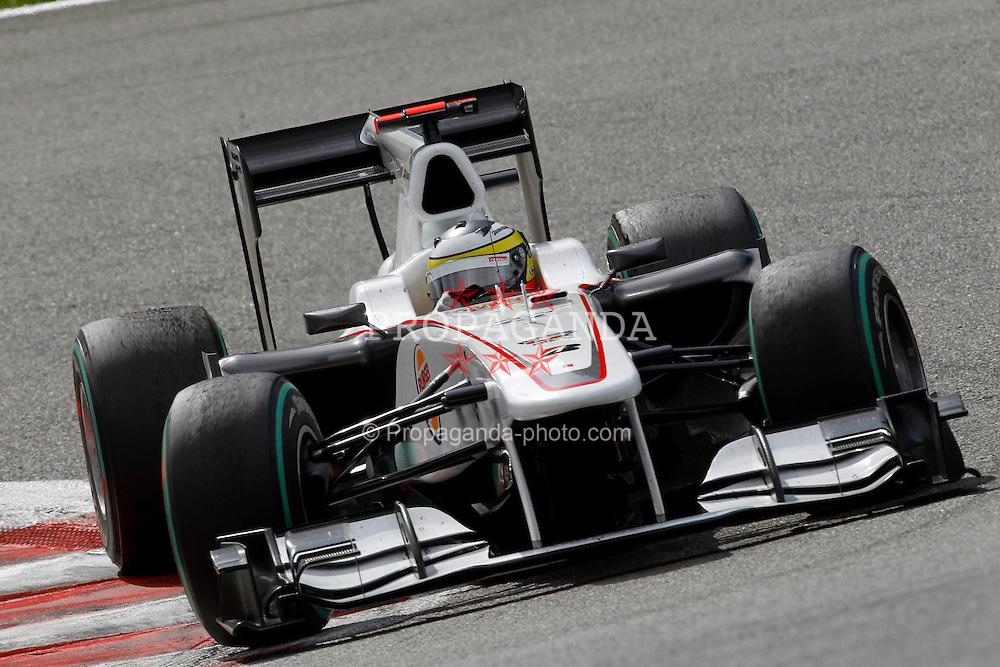 Motorsports / Formula 1: World Championship 2010, GP of Belgium, 22 Pedro de la Rosa (ESP, BMW Sauber F1 Team),