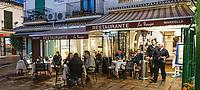 Restaurante Los Naranjos, restaurant, Plaza de Naranjas, Casco Viejo, Marbella, Spain, February, 2019, 201902060343<br /><br />Copyright Image from Victor Patterson, Belfast, UK, BT9 5HG<br /><br />t: +44 28 9066 1296 <br />(from Rep of Ireland 048 9066 1296) <br />m: +44 7802 353836 <br />victorpattersonbelfast@gmail.com <br />www.victorpatterson.com<br /><br />Please see my Terms and Conditions of Use at https://www.victorpatterson.com/page2 <br /><br />It is IMPORTANT that you familiarise yourself with them.<br /><br />Images used on the Internet incur an additional cost and must be visibly watermarked i.e. © Victor Patterson within the body of the image and copyright metadata must not be deleted. Images used on the Internet have a size restriction of 4kbs and are chargeable at rates available at victorpatterson.com.<br /><br />This image is only available for the use of the download recipient i.e. television station, newspaper, magazine, book publisher, etc, and must not be passed on to any third party. It is also downloaded on condition that each and every usage is notified within 7 days to victorpattersonbelfast@gmail.com<br /><br />The right of Victor Patterson to be identified as the author is asserted in accordance with The Copyright Designs And Patents Act (1988). All moral rights are asserted.