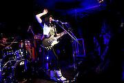 Frankfurt am Main | 29.03.2013..The Balconies, eine Indie-Rock-Pop-Band aos Toronto (Ontario, Canada) live im Zoom (früher Sinkkasten) in Frankfurt am Main. Hier: Jacquie Neville Gesang und Gitarre)...©peter-juelich.com..[No Model Release | No Property Release]