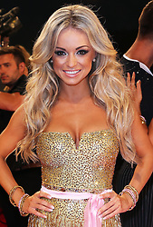 Ola Jordan  at the launch of the new series of Strictly Come Dancing,  in London, Tuesday, 3rd September 2013. Picture by Stephen Lock / i-Images