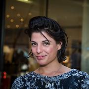 NLD/Amsterdam/20140612 - Hilton Haringparty 2014, Liselotte van Dijk