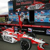2005 INDYCAR RACING FONTANA