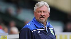 Yeovil manager Paul Sturrock looks on.  - Mandatory byline: Alex Davidson/JMP - 07966 386802 - 10/10/2015 - FOOTBALL - Huish Park - Yeovil, England - Yeovil v Dagenham - Sky Bet League Two