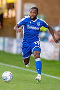 Gillingham FC midfielder Mark Marshall (19) during the EFL Sky Bet League 1 match between Gillingham and Wycombe Wanderers at the MEMS Priestfield Stadium, Gillingham, England on 14 September 2019.