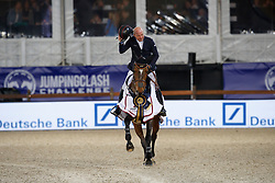 Whitaker Michael, GBR, JB's Hot Stuff<br /> CSI5* Grand Prix Final<br /> Jumping Antwerpen 2017<br /> © Hippo Foto - Dirk Caremans<br /> 22/04/2017