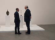 JONATHAN NEWHOUSE; STEFAN RATIBOR, Substance and Shadow; Alberto Giacometti cculptures and their photographs by Peter Lindbergh. Gagosian, Britannia Street, WC1X 9JD