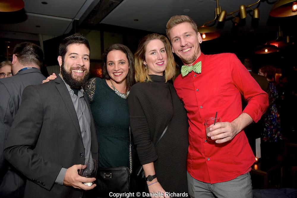 Iconix Holiday Party, 121715 @ Skylark Lounge, NYC.