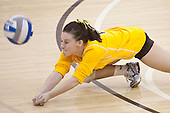Rowan Women's Volleyball v Goucher