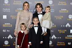 Ballon d'Or Ceremony - 3 Dec 2018