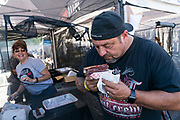 BBQ In The Glen, photographed in WIllow Glen, California, on September 28, 2019. (LiPo Ching for SOSKIphoto)